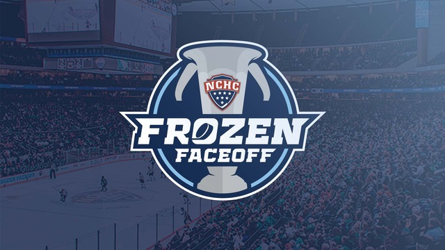 NCHC College Hockey Frozen Faceoff Tickets