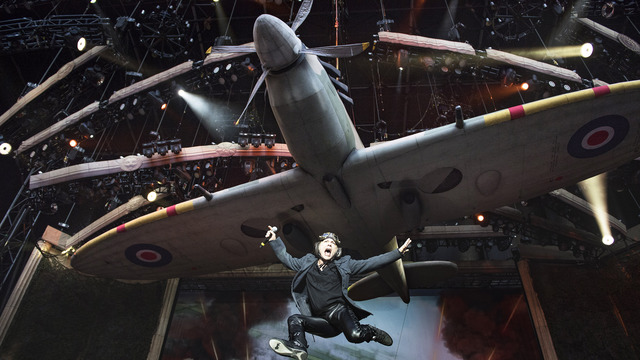Iron Maiden - Legacy Of The Beast Tour 2019