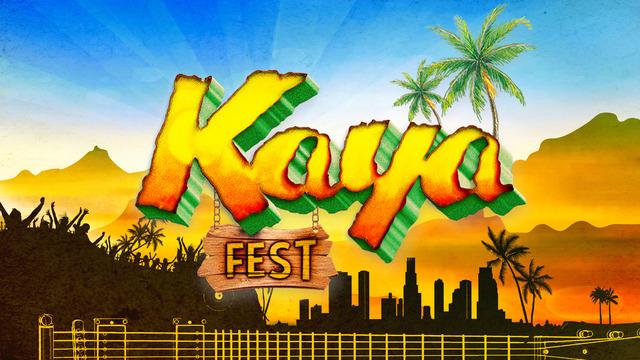 Kaya Fest Tickets