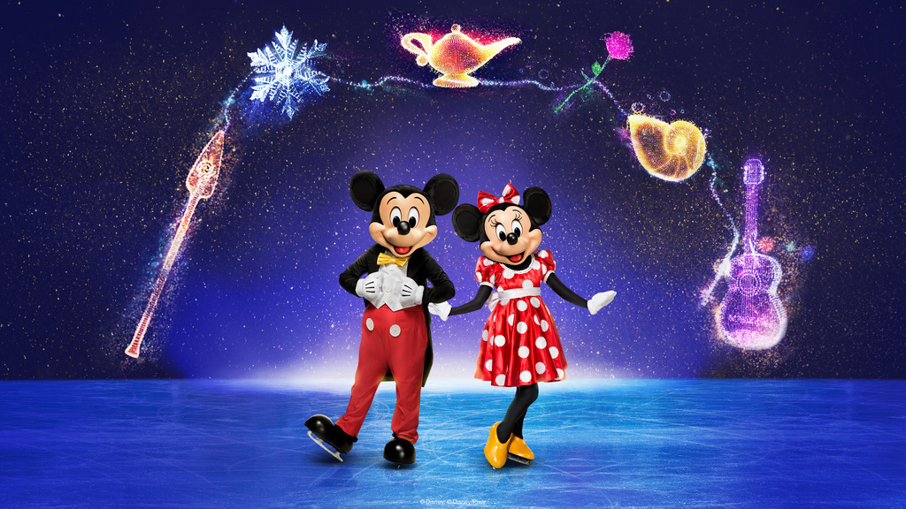 Disney On Ice presents Mickey's Search Party Tickets