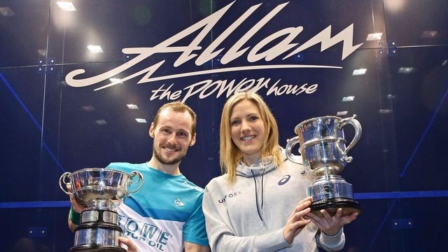 british open squash championships tickets