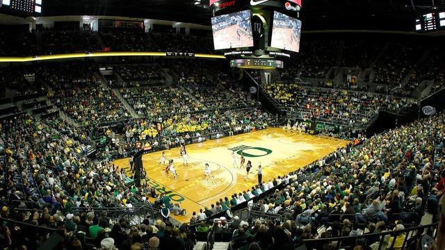 Oregon Ducks Women's Basketball Tickets | Single Game ...