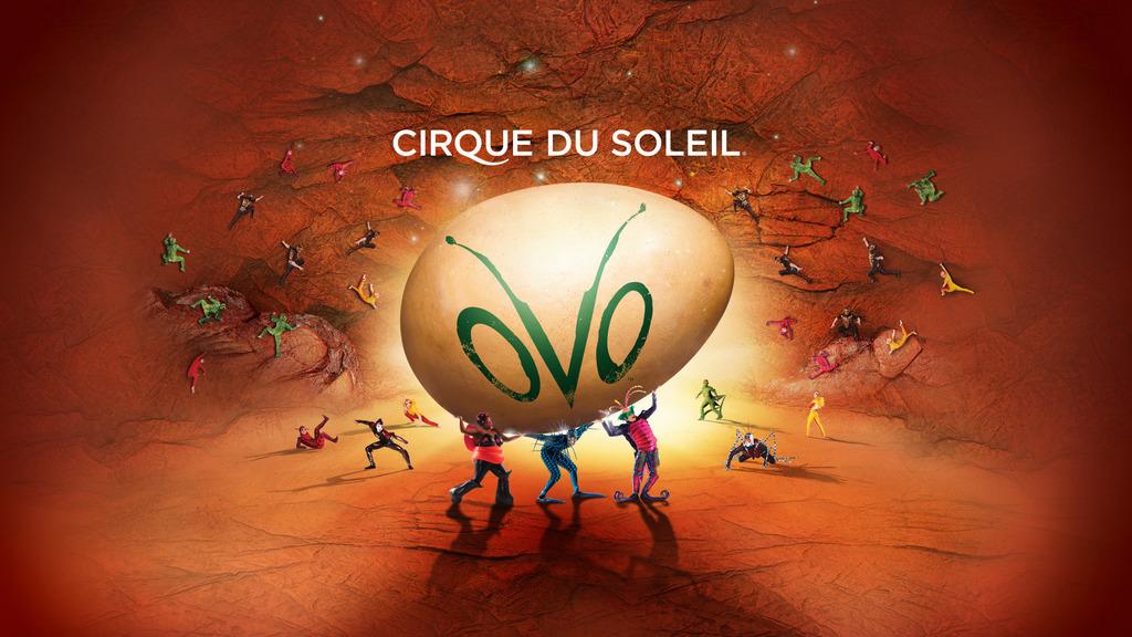 Cirque du Soleil: OVO Tickets