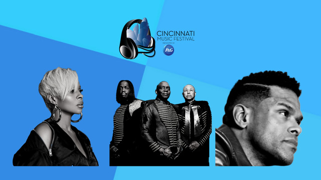 Cincinnati Music Festival Presented by P&G Tickets