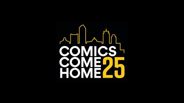 Comics Come Home