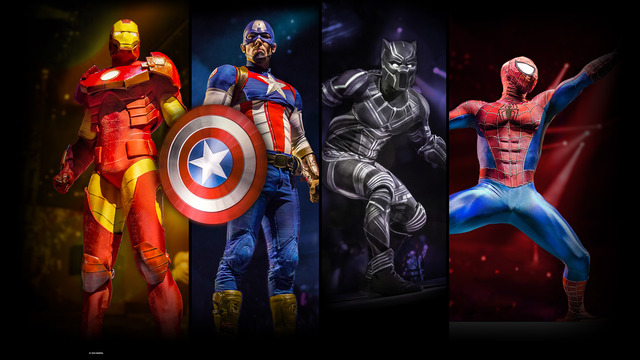 Marvel Universe LIVE! Age of Heroes Tickets