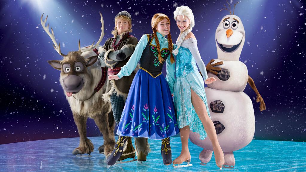 Disney On Ice presents Frozen Tickets