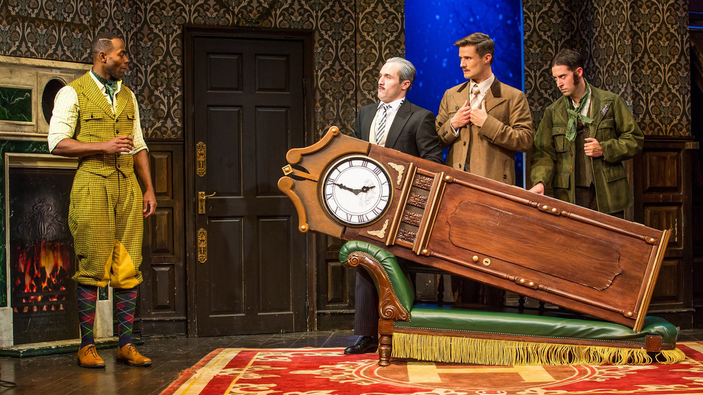 The Play That Goes Wrong (Touring) Tickets