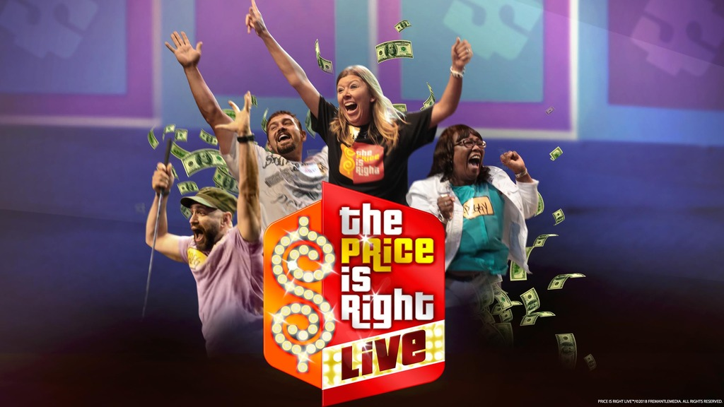 The Price Is Right Live - Stage Show Tickets