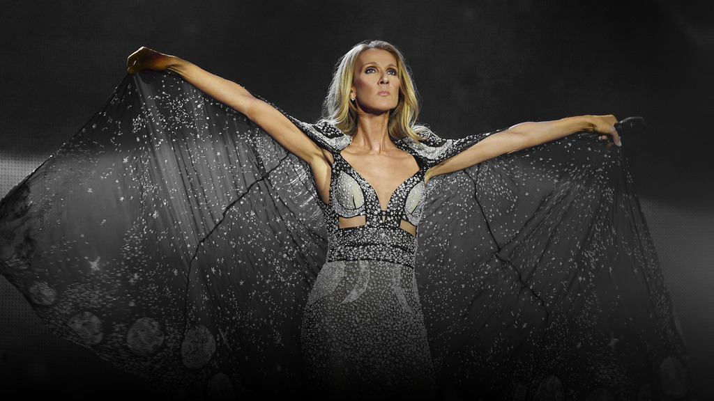 Celine Dion: Courage World Tour