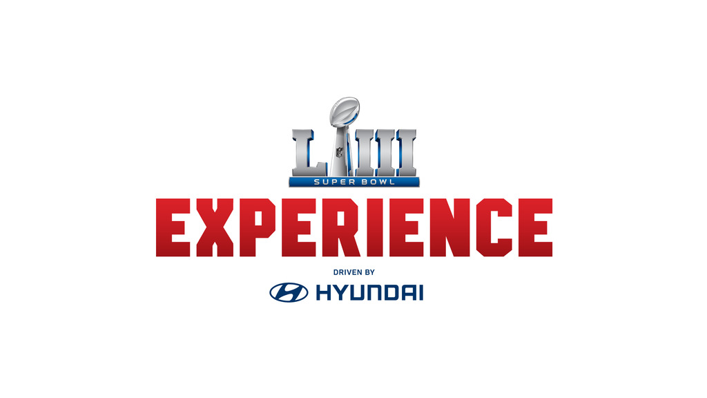 Super Bowl Experience Driven by Hyundai Tickets