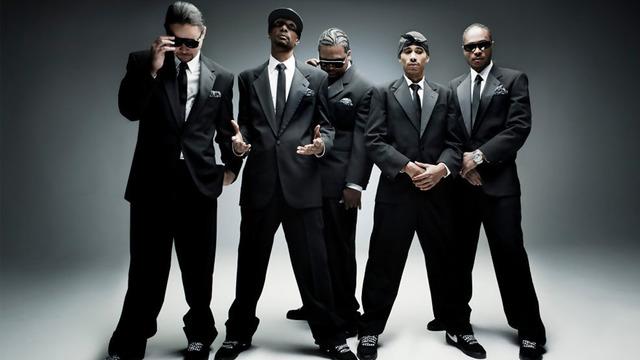 Bone Thugs-n-harmony In Concert