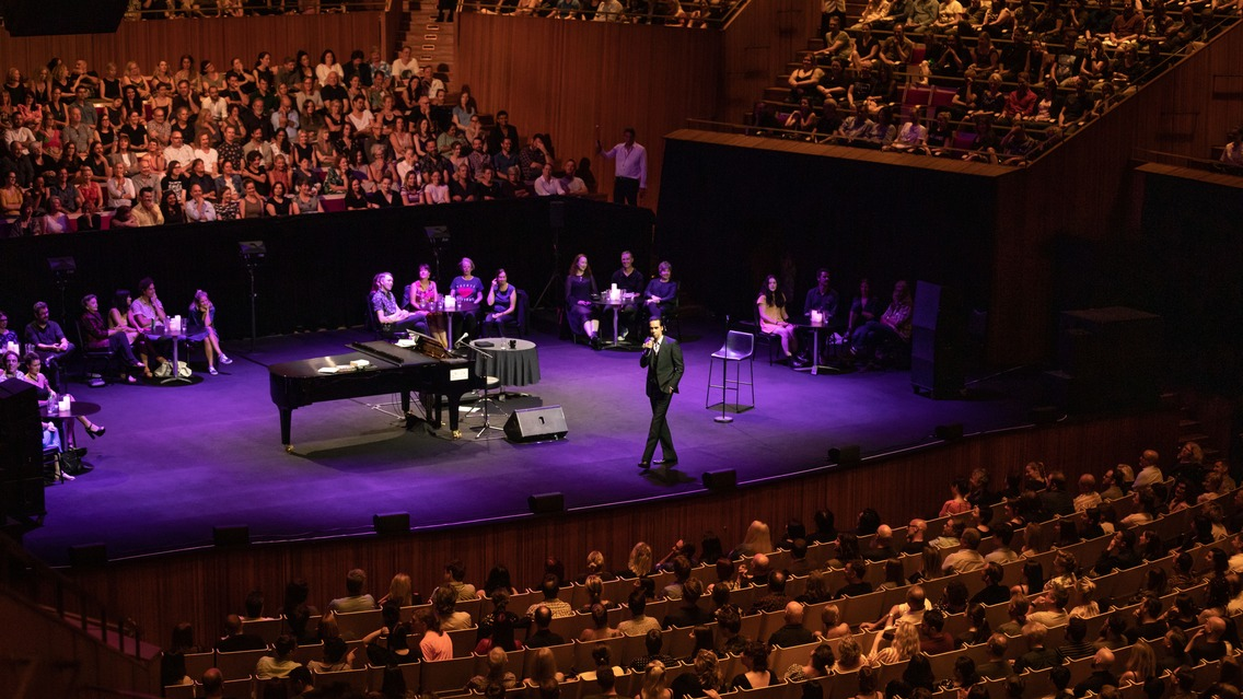 Conversations With Nick Cave -An Evening Of Talk & Music