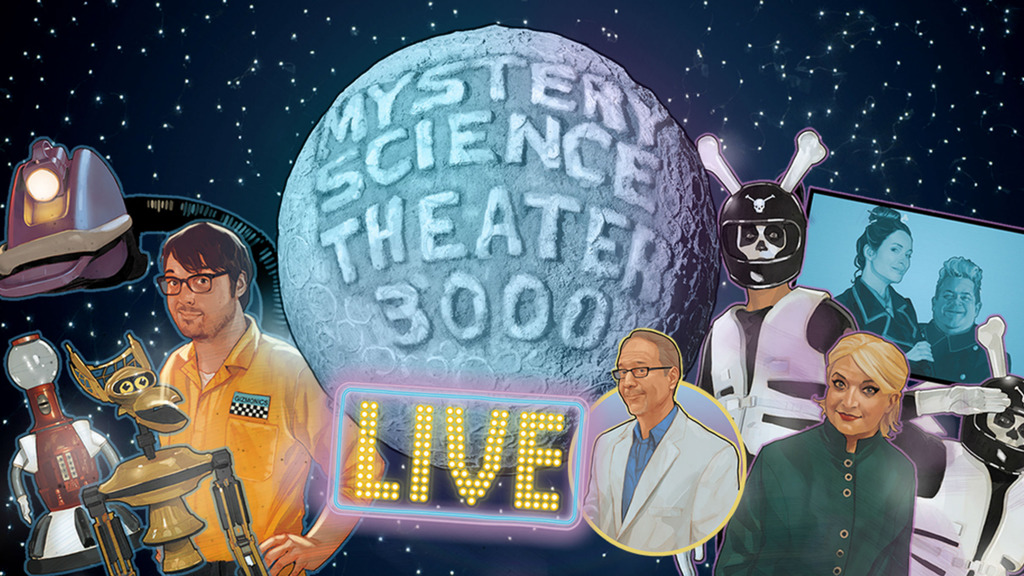 Mystery Science Theater 3000 Live! Tickets