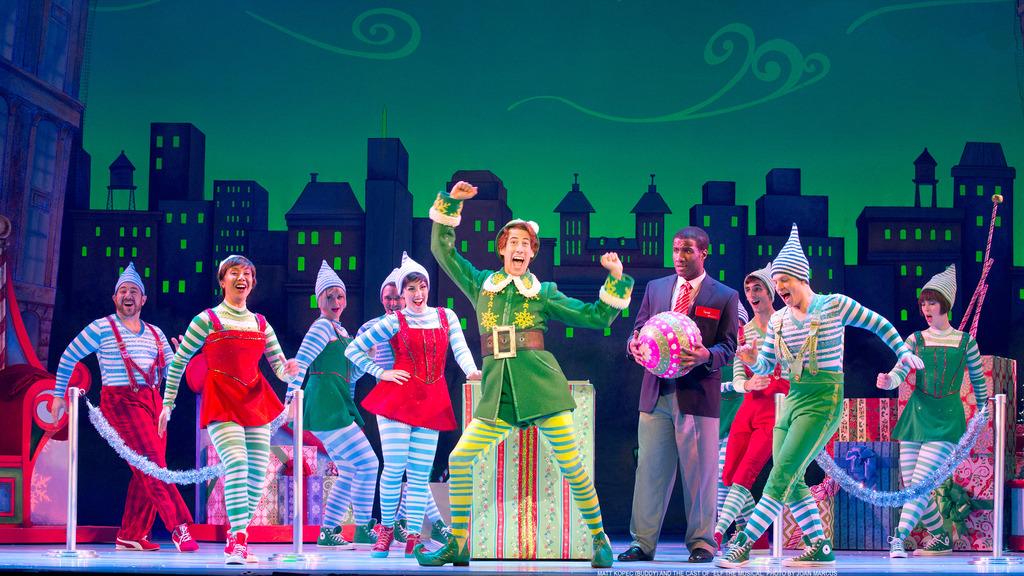 Elf the Musical (Touring) Tickets