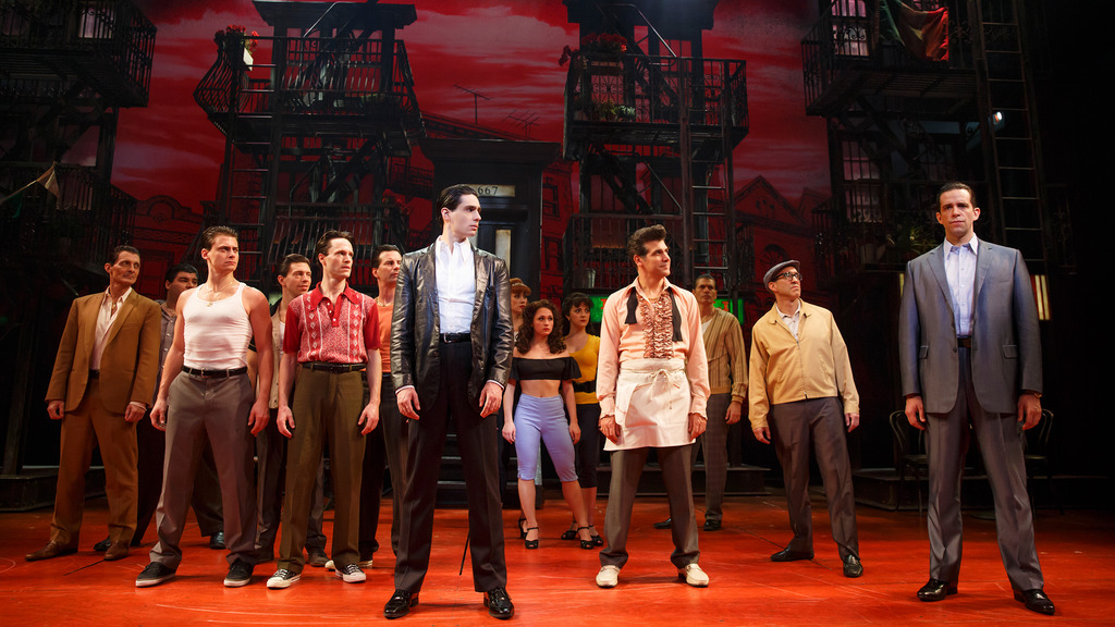 A Bronx Tale: The Musical (Touring) Tickets