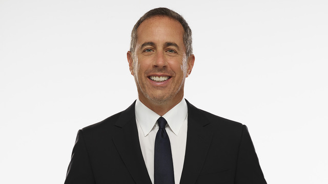 The Owen Hart Foundation and the Dilawri Group Present Jerry Seinfeld