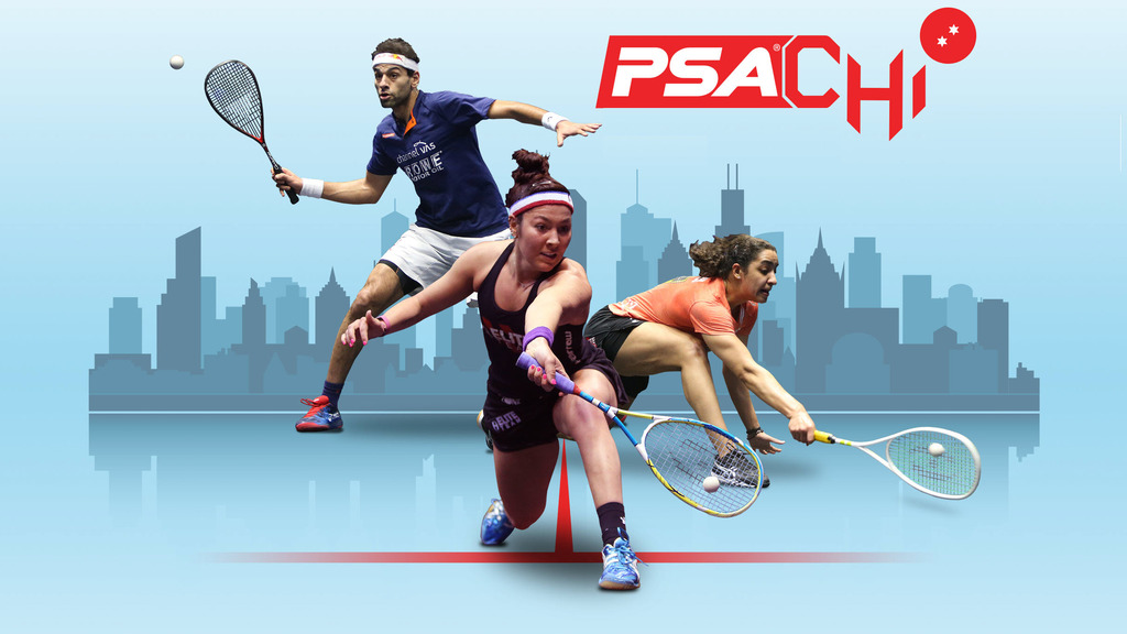 PSA World Squash Championships Tickets