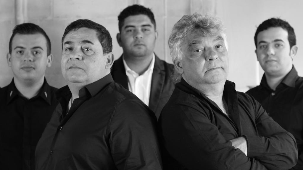 The Gipsy Kings Featuring Nicolas Reyes And Tonino Baliardo