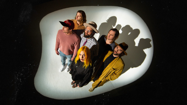 ALT 105.7 Presents: The Head and the Heart - Living Mirage Tour
