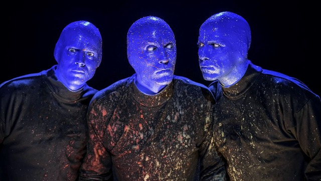 Blue Man Group Speechless (Touring)