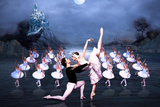 National Ballet Theatre Of Odessa, Ukraine- Swan Lake