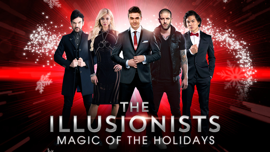 The Illusionists - Magic of the Holidays (NY) Tickets