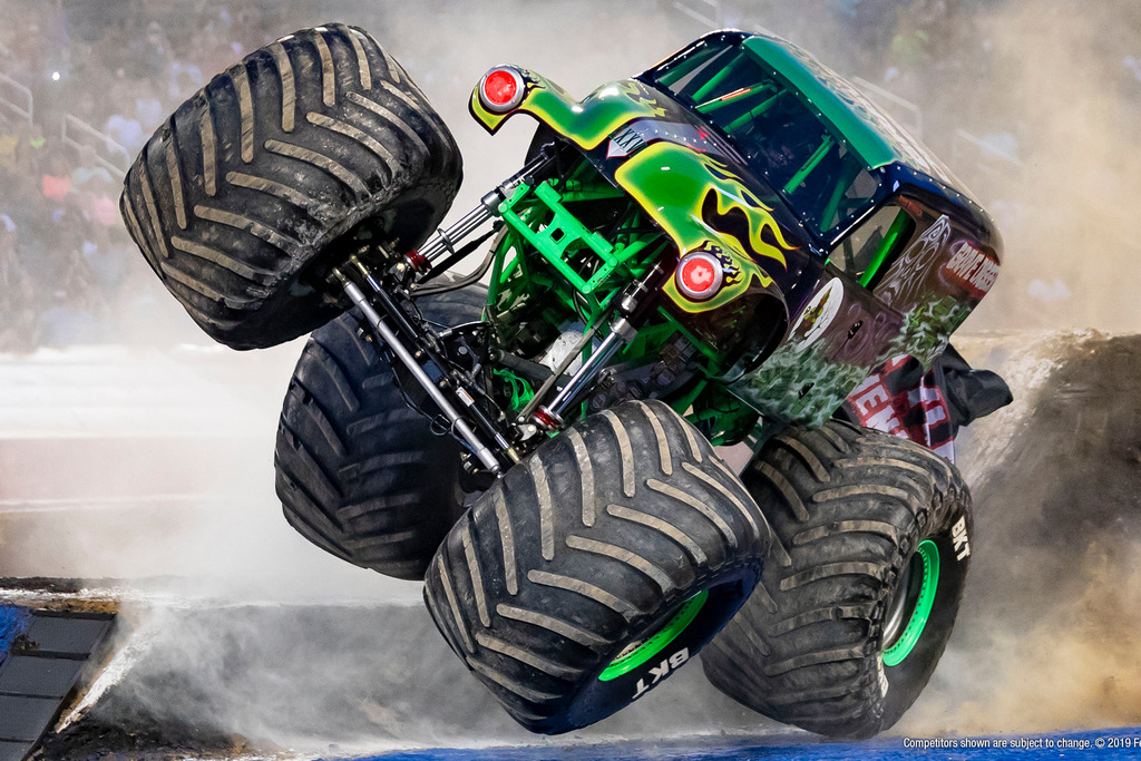Monster Jam Two Event Ticket Package