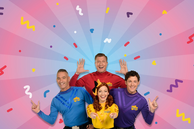 The Wiggles - Party Time Tour