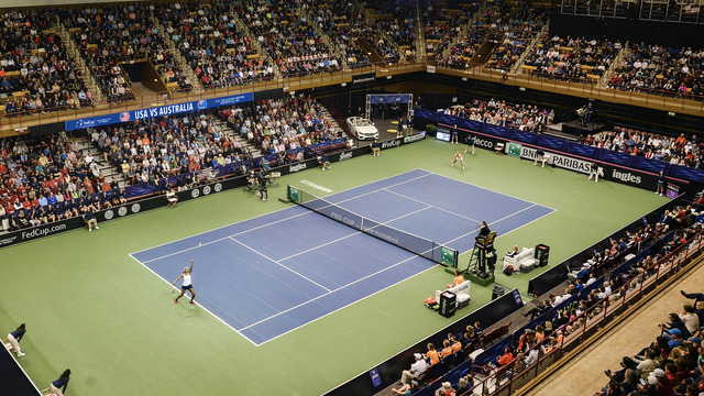 Fed Cup By Bnp Paribas Tickets Tennis Event Tickets