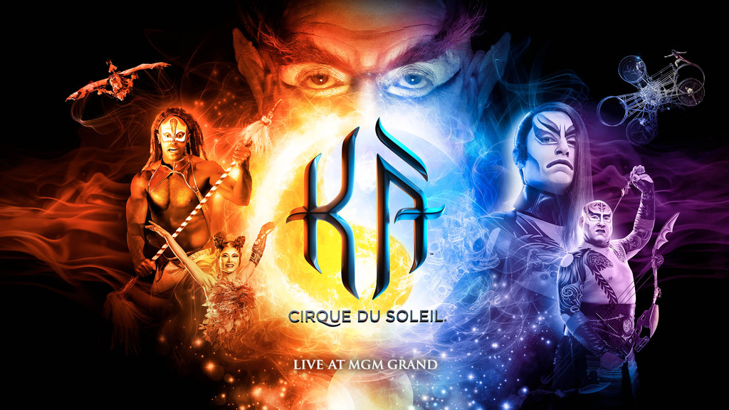 Cirque Du Soleil Ka
