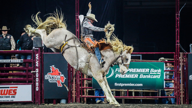 Sioux Falls PREMIER Rodeo