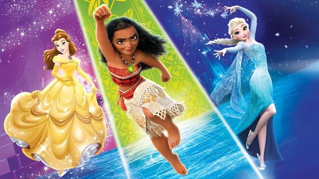 Disney On Ice presents Dare To Dream