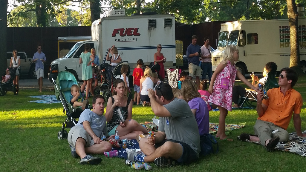 Food Trucks At Memphis Botanical Garden Tickets Event Dates Schedule