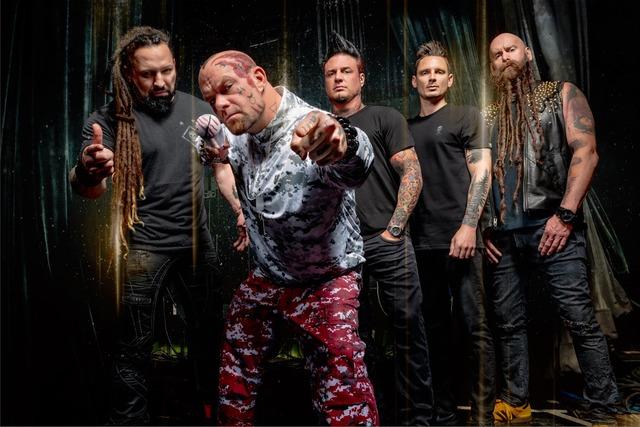 Five Finger Death Punch + Special Guest: Megadeth