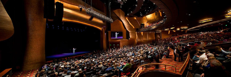 The Grand Theater At Foxwoods Resort Casino Mashantucket