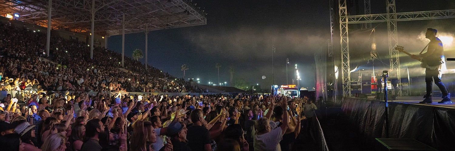 Los Angeles County Fair Pomona Tickets Schedule Seating Chart